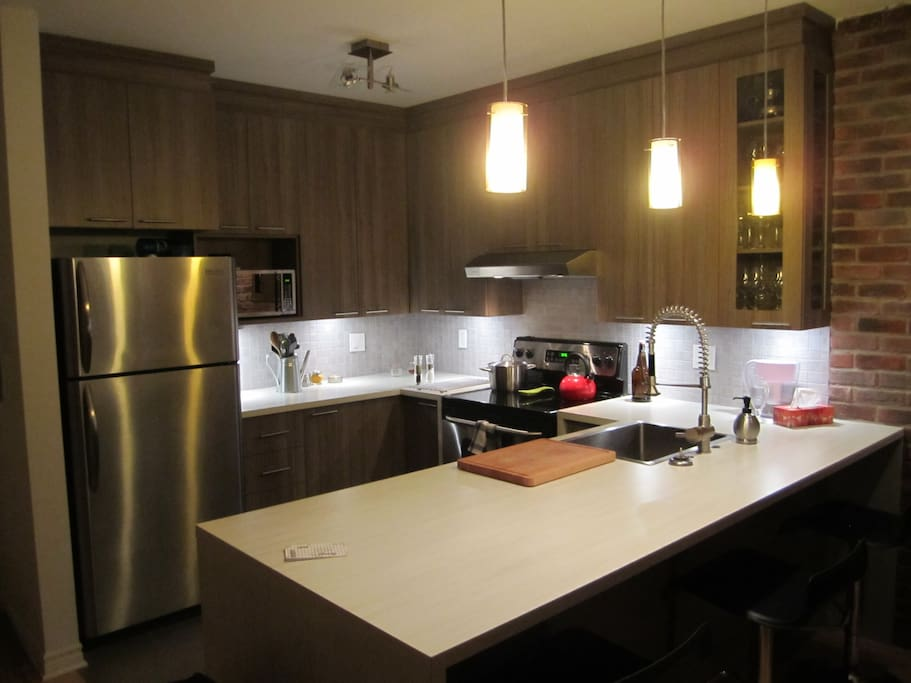 Rent Commercial Kitchen Space Montreal