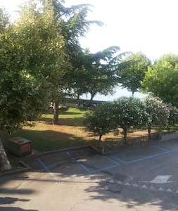 accogliente casa sul lago diBolsena