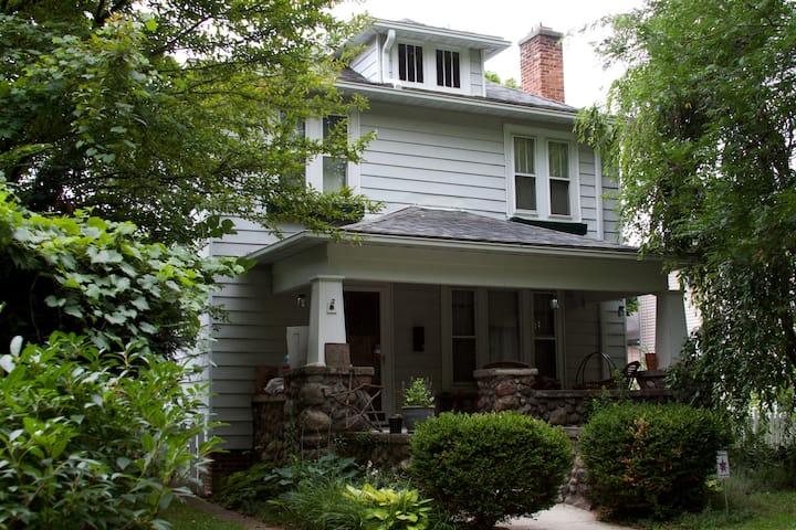 Comfy private suite-Ypsi/Ann Arbor