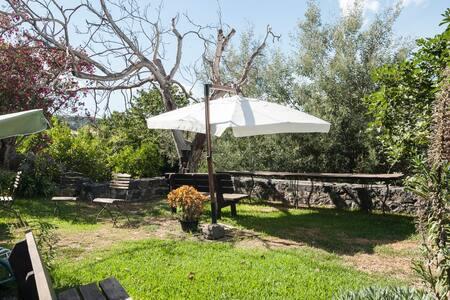 Tra Etna e il mare stanza in villa - Aci Catena