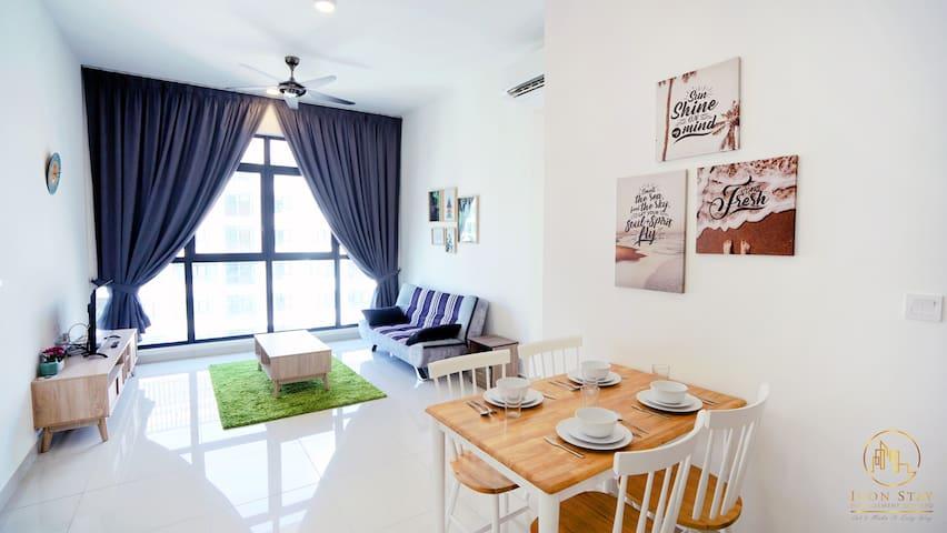 Putrajaya IOI Resort City 4Pax 2R2B Icon Stay
