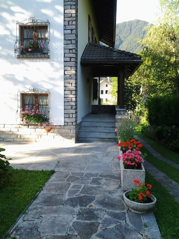 Relax in the Italian mountains - Santa Maria Maggiore - Apartmen