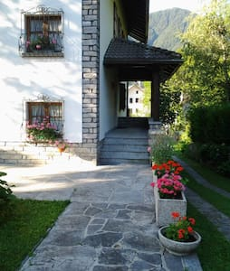 Relax in the Italian mountains - Santa Maria Maggiore - Wohnung