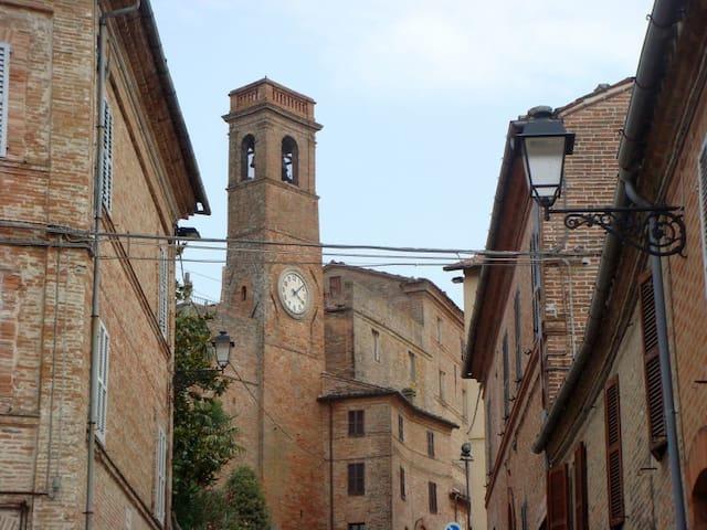 Casa Poppy - Sant'Angelo in Pontano - House