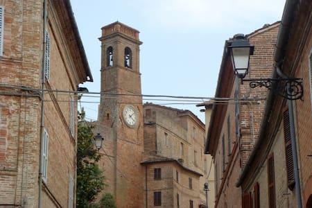 Casa Poppy - Sant'Angelo in Pontano - Hus