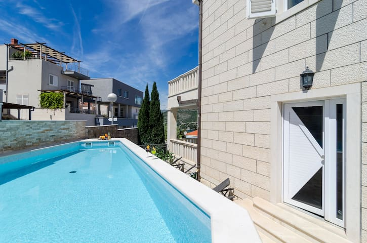 Two Bedroom Apartment With Private Swimming Pool