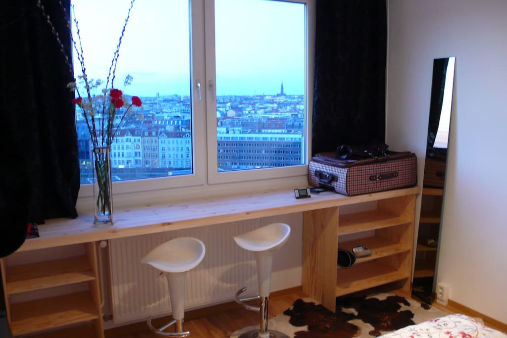 Have a coffee and a great view over Berlin Mitte