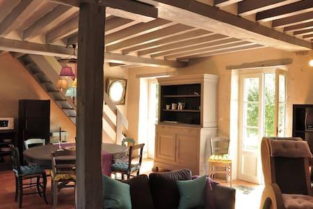 Gîte de charme  - Suilly-la-Tour - 獨棟
