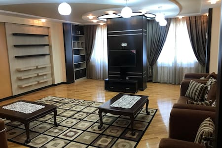 Beautiful Apartment in the heart of Tashkent
