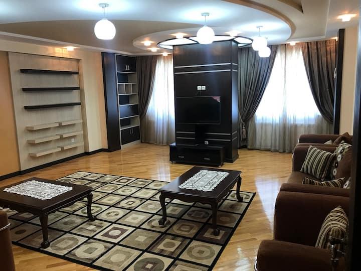 Beautiful Apartment in the heart of Tashkent