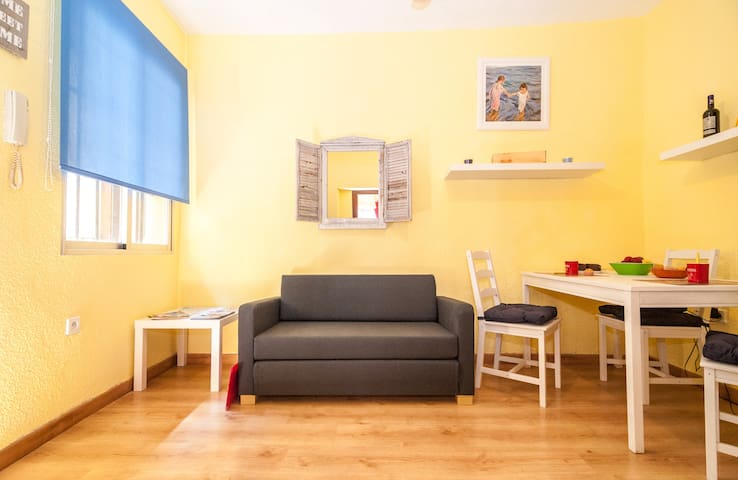Nice flat in Plaza Mayor (lift) - Madrid - Apartment