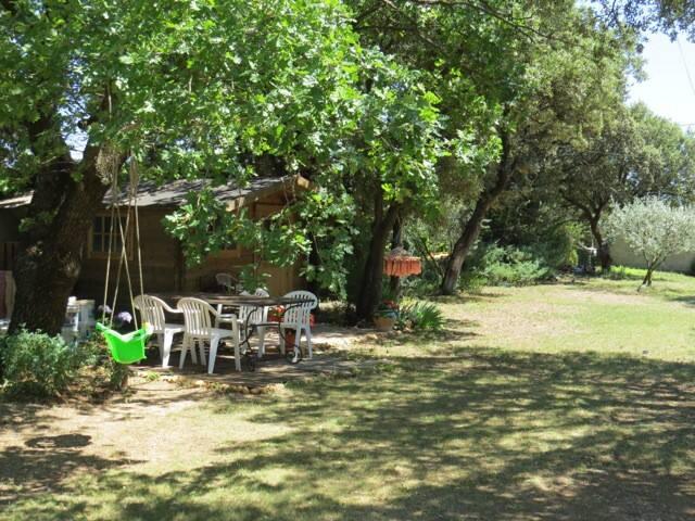 Charmant T1 Bis à la campagne - Pernes-les-Fontaines - Casa