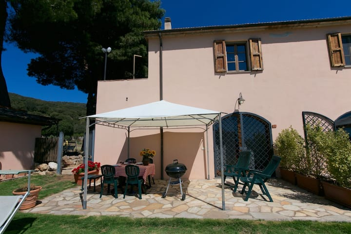 Heritage Holiday Home in Orbetello with Private Terrace