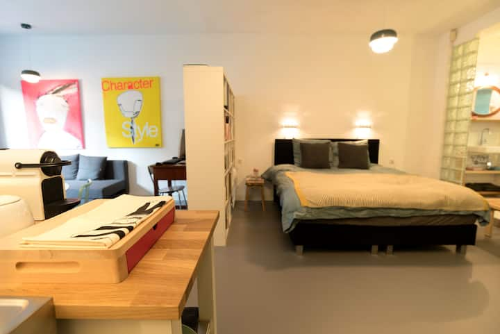 "Luxury apartment ""Dolores"" in Nijmegen-East"