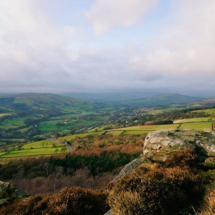 Locality: The Peak District, on the doorstep