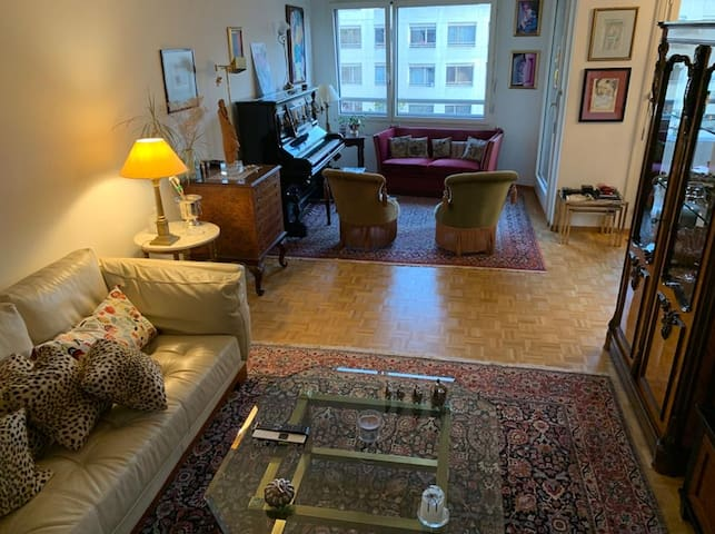Residential Area - 3 Bedrooms Apartment