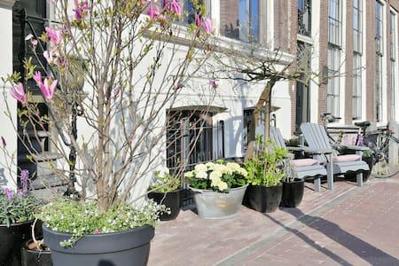 Top location City center Amsterdam near Anne Frank