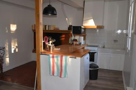 Gîte de l'Immortelle 90 m² - Latour-de-France