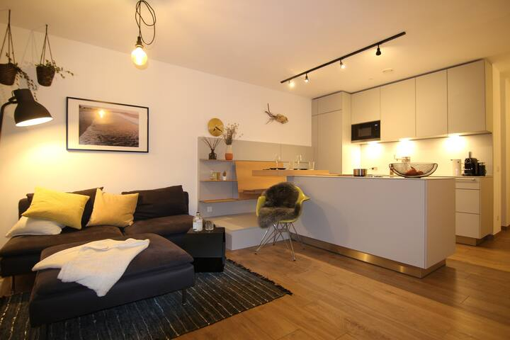 Amazing and comfortable condo by the Rhine river