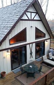 2bdrm Creekside Cabin w HOT TUB / sleeps up to 6 - Beech Mountain