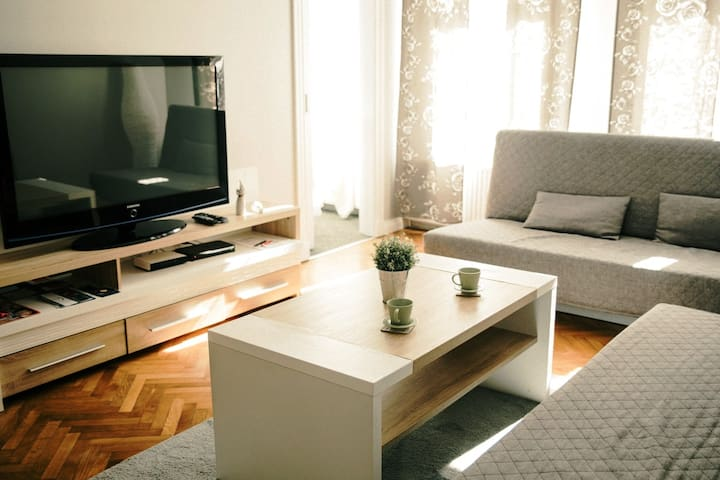 SOPOT CENTER  apartament  5 minutes to the beach