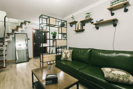 一间民宿·影院loft