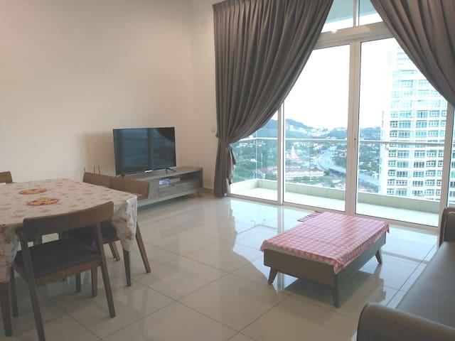 Comfort & Panoramic View 3R3B