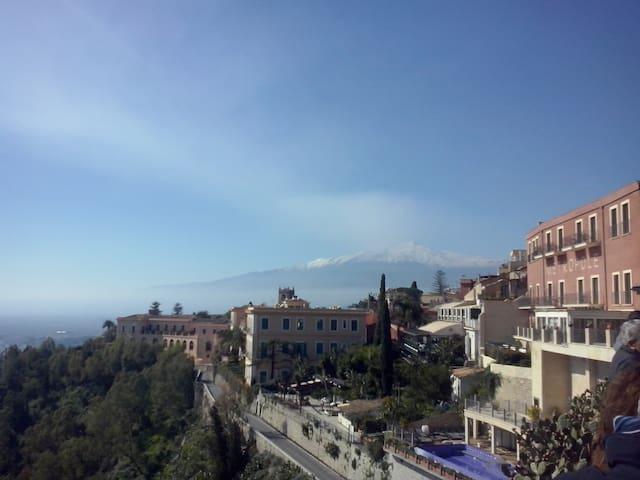 a due passi dal corso di Taormina - Taormina - Casa