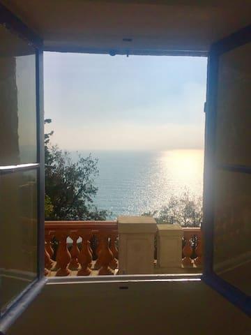 Le Pavillon vue mer
