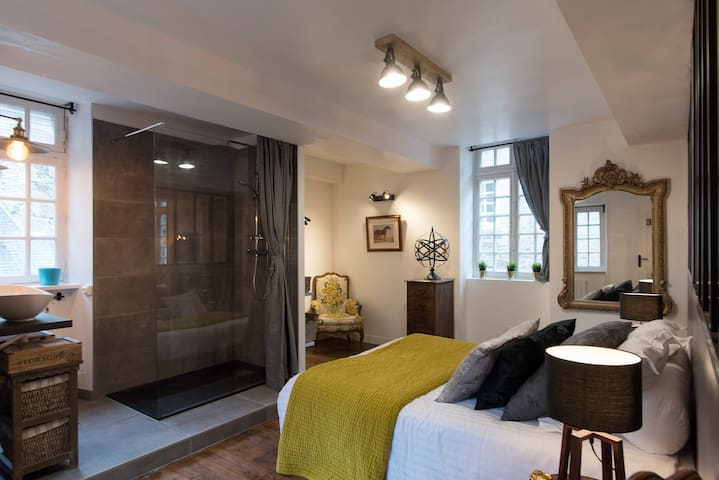 "Appartement Intra-muros ""Tours du guet 1684"" *****"