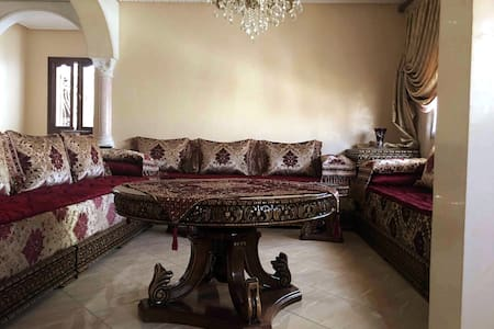 Private Room with Moroccan Hospitality