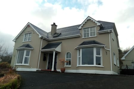 Cosy double with stunning views and tranquility - Letterkenny - Talo