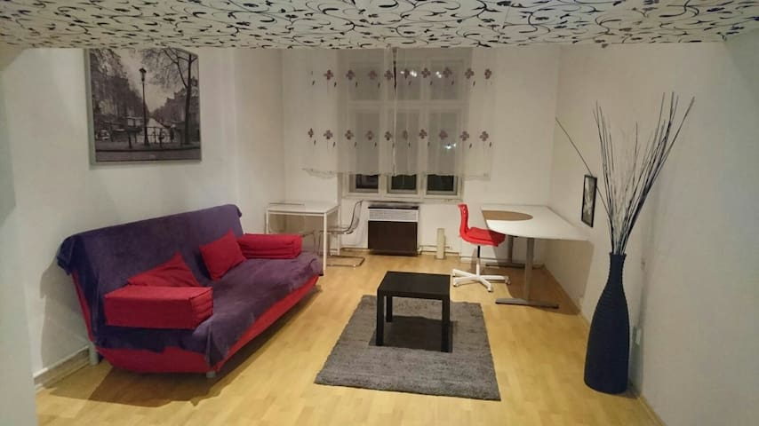 Great apartment  7 min from Old Town - Praha - Apartemen