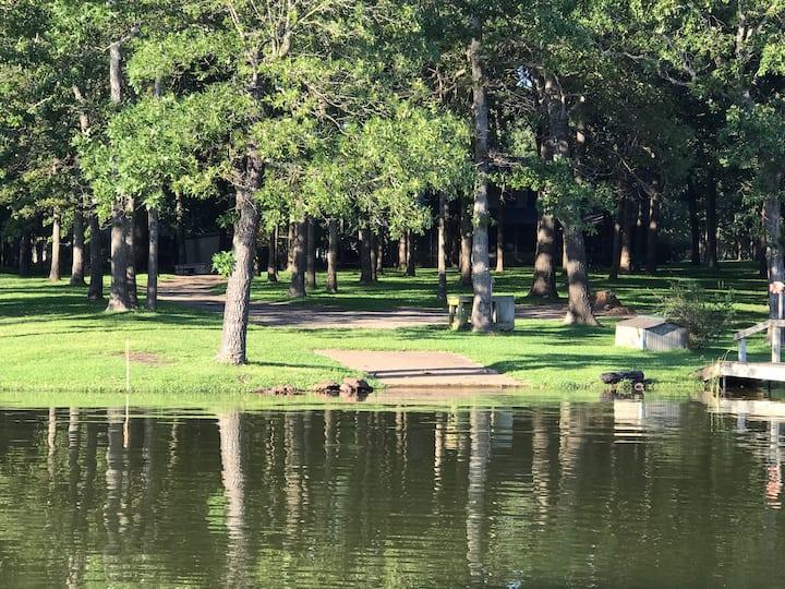 Kelleys Lake Fork Cottage Wolf Creek Bay Suite