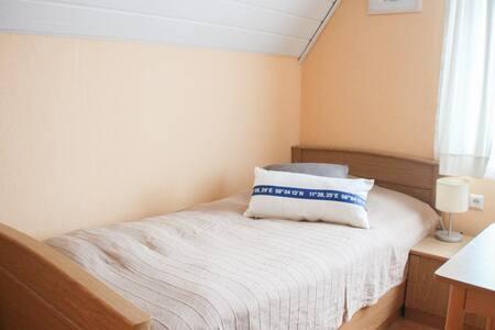 Zweibettzimmer Seestern Sylt - Sylt