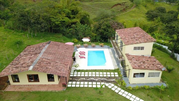 Eco hotel con vista espectacular iente tranquillo