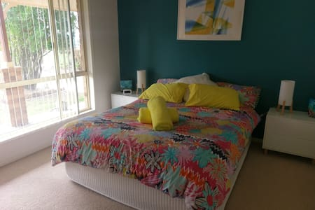 Country Rural Atmosphere 5minsCBD-Garden View Room - Macksville - Talo