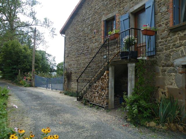 Ferme du Tilleul - Puy-de-Dôme - Apartamento