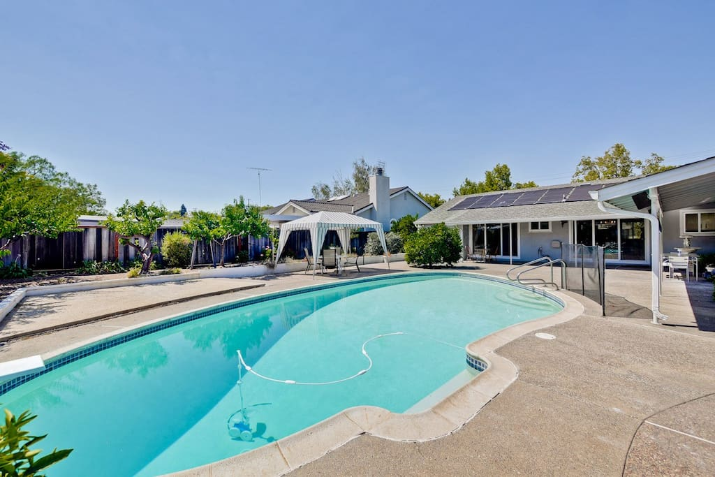4 Bd 2bth W Swimming Nr Apple 280 Houses For Rent In Cupertino California United States