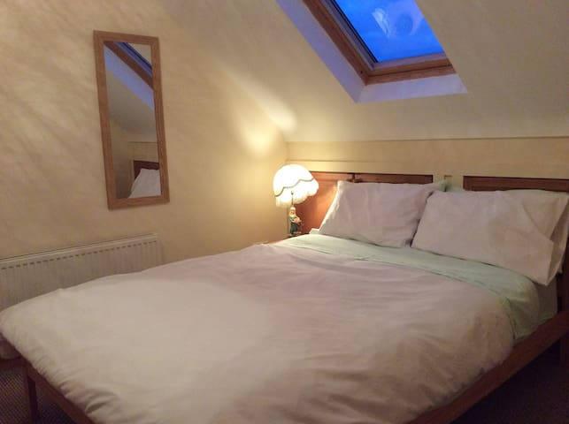 Private room (double bed) en suite