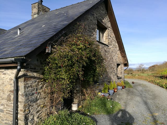 Cwtch Cottage - escape to the country and breathe! - Penuwch - Haus