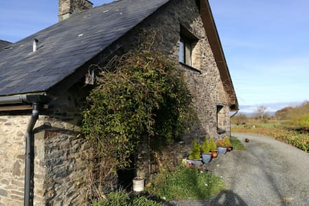 Cwtch Cottage - escape to the country and breathe! - Penuwch - Dom