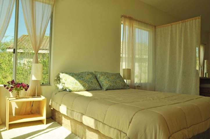 Master Suite with Sunrise View