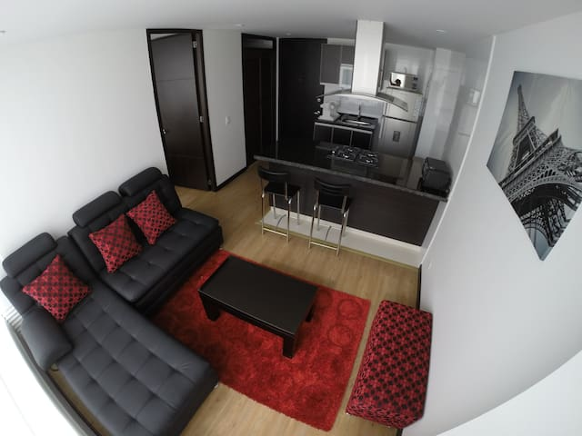 Nice, warm and comfy apartment!