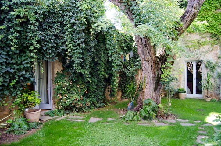A green rectangle in the Chianti - San Casciano In Val di Pesa - Bed & Breakfast