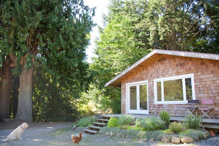 Garner's Orchard Dome & Cottage