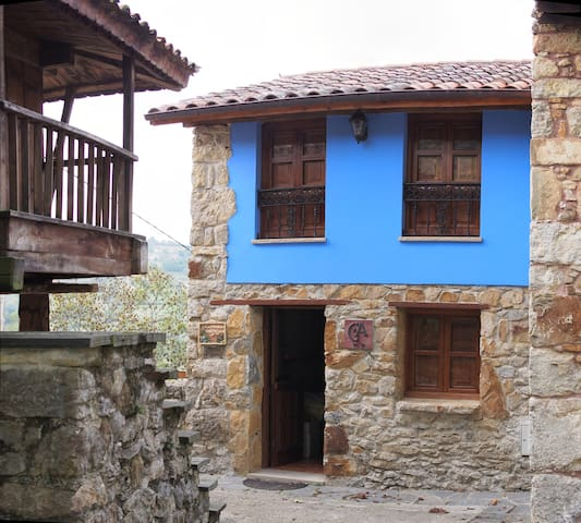 Casa de Aldea, alojamiento rural - Castiellu