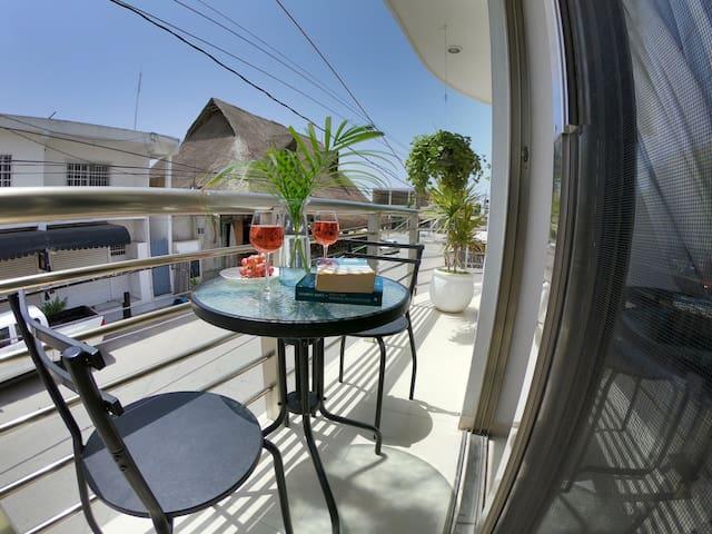 Downtown Tulum  Studio Apartments 25