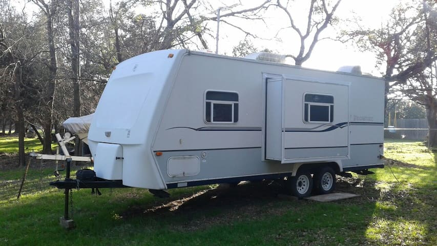 24' travel trailer near Lake - Belton - Campingvogn