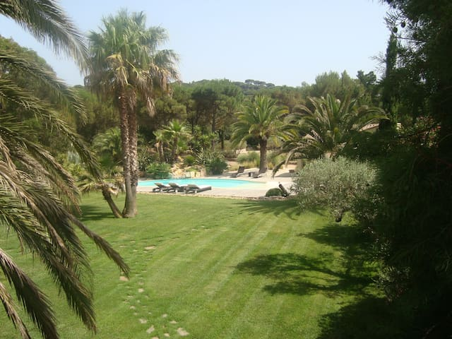 villa 250 m2 ramatuelle